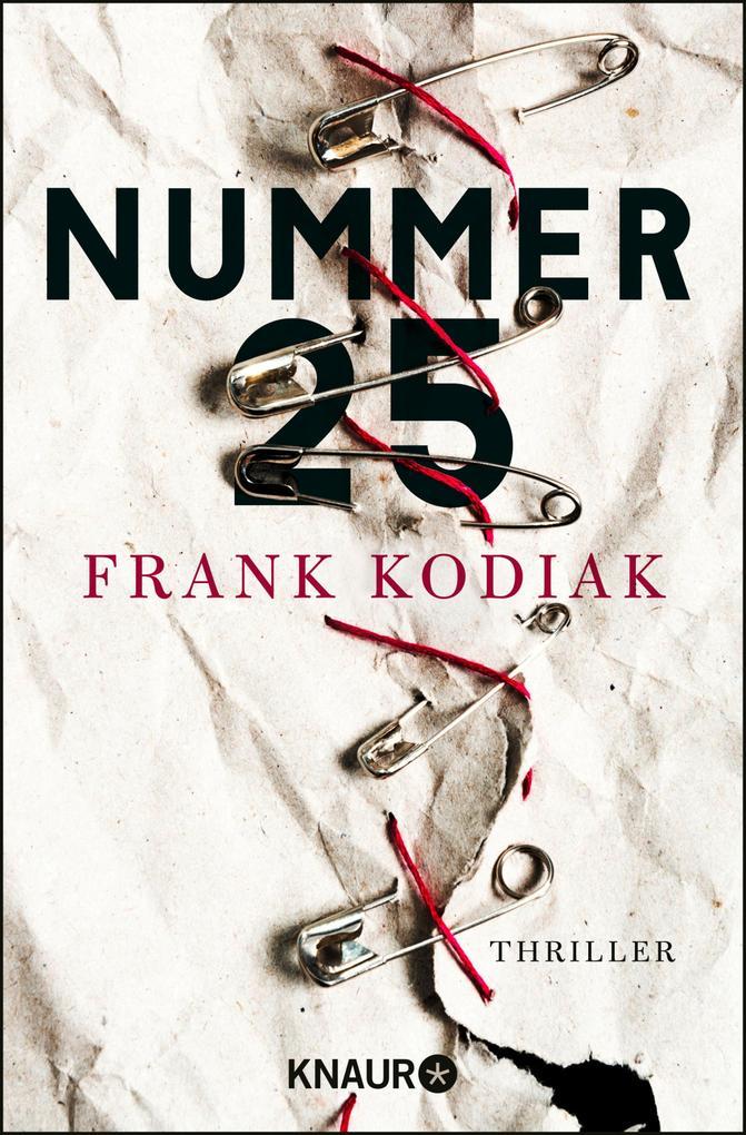 Nummer 25 als eBook