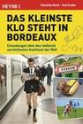 Das kleinste Klo steht in Bordeaux