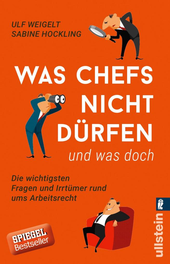 Was Chefs nicht dürfen (und was doch) als eBook