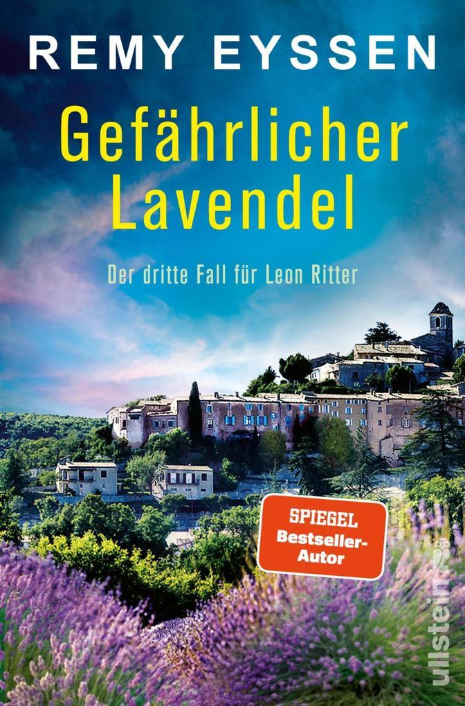 Gefährlicher Lavendel als eBook
