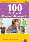 100 Denk- und Konzentrationsspiele