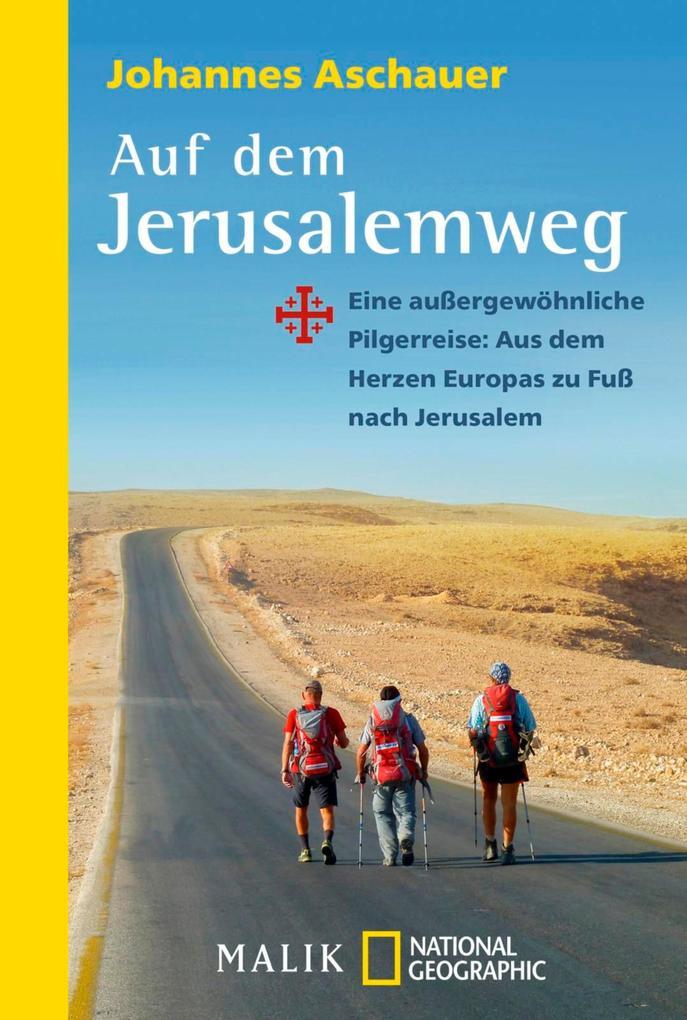 Auf dem Jerusalemweg als eBook