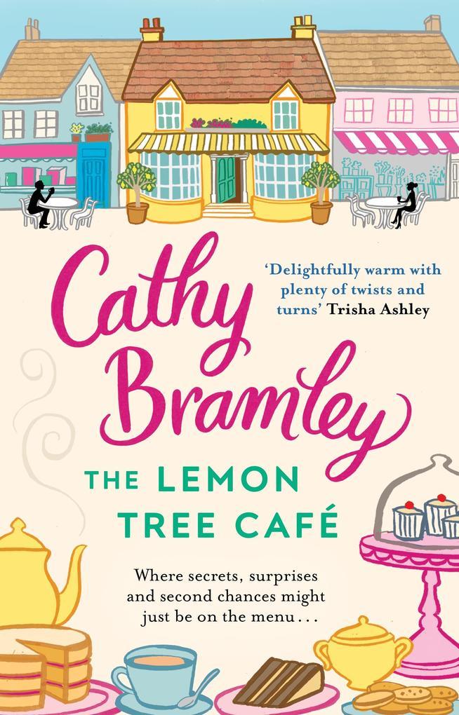 The Lemon Tree Café als eBook