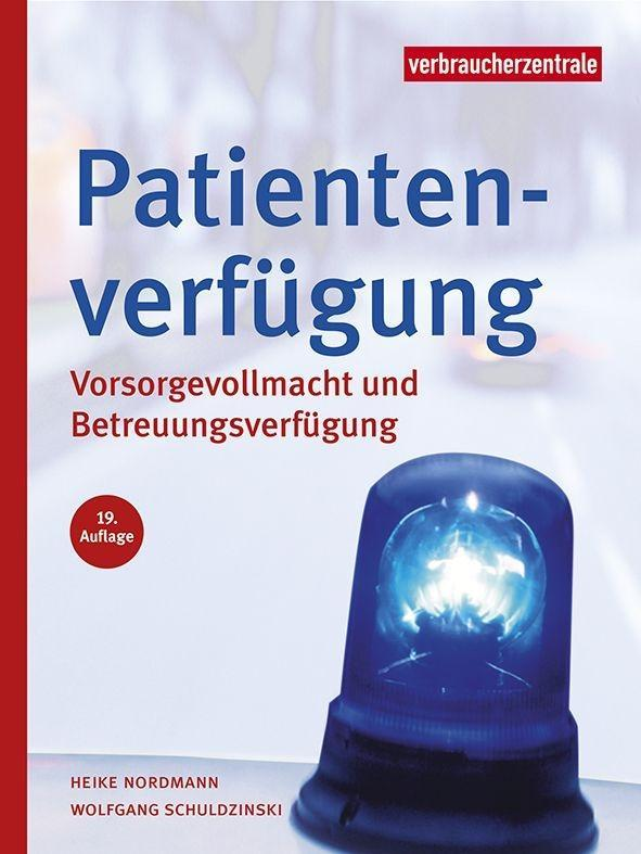 Patientenverfügung als Buch