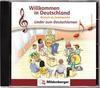 Willkommen in Deutschland - Lieder zum Deutschlernen, CD