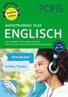 PONS Audiotraining Plus Englisch