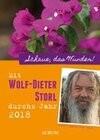 Mit Wolf-Dieter Storl durchs Jahr 2018