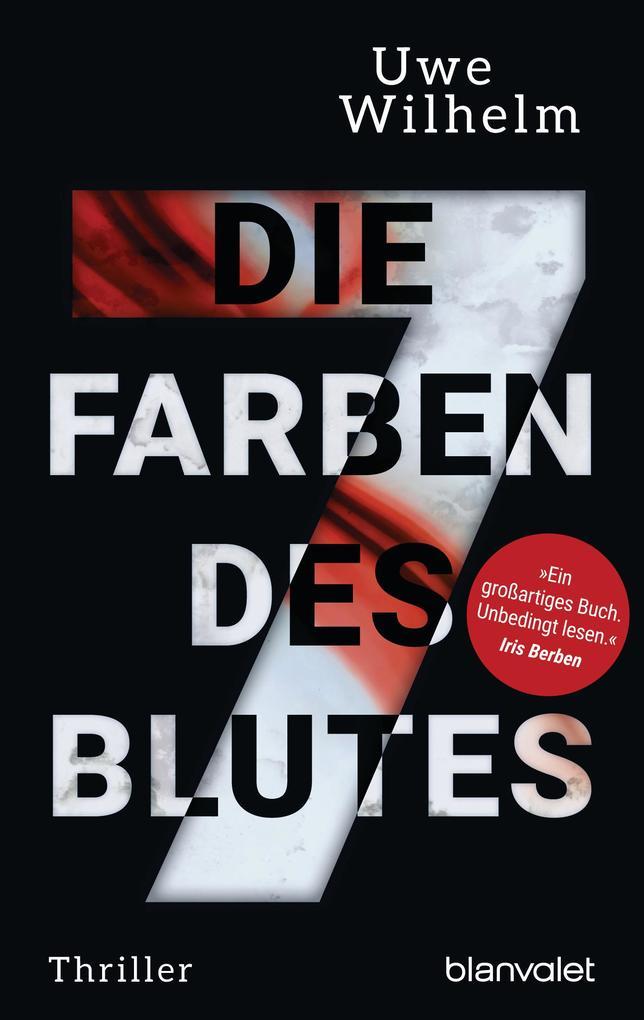 Die sieben Farben des Blutes als eBook