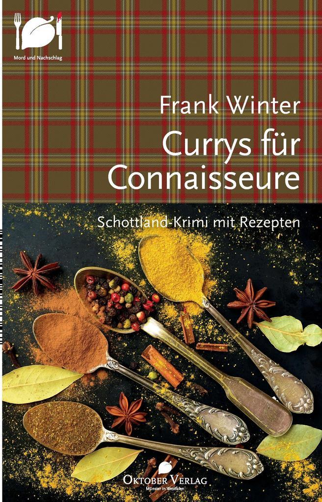 Currys für Connaisseure als Buch