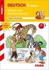 Training Grundschule - Deutsch Diktate 1. Klasse mit MP3-CD