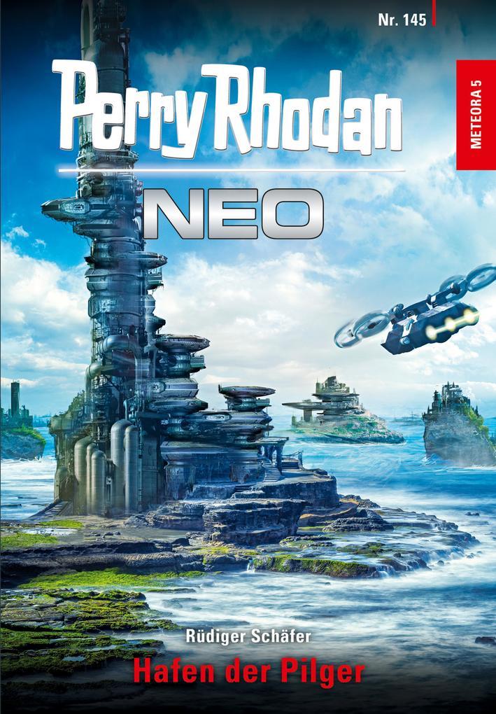 Perry Rhodan Neo 145: Hafen der Pilger als eBook