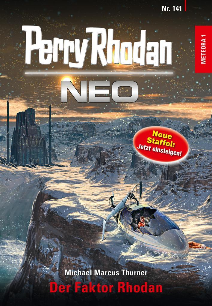 Perry Rhodan Neo 141: Der Faktor Rhodan als eBook