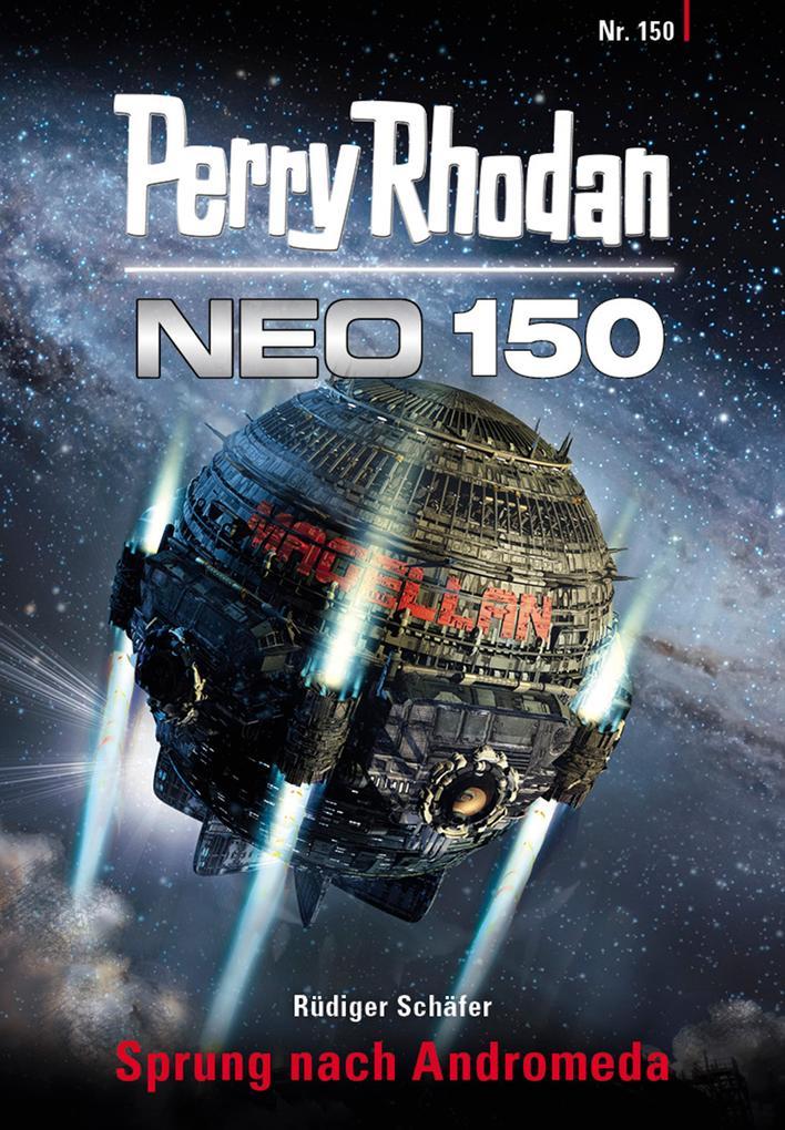 Perry Rhodan Neo 150: Sprung nach Andromeda als eBook