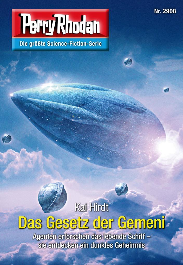 Perry Rhodan 2908: Das Gesetz der Gemeni (Heftroman) als eBook