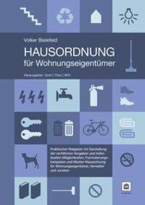 Hausordnung für Wohnungseigentümer als eBook