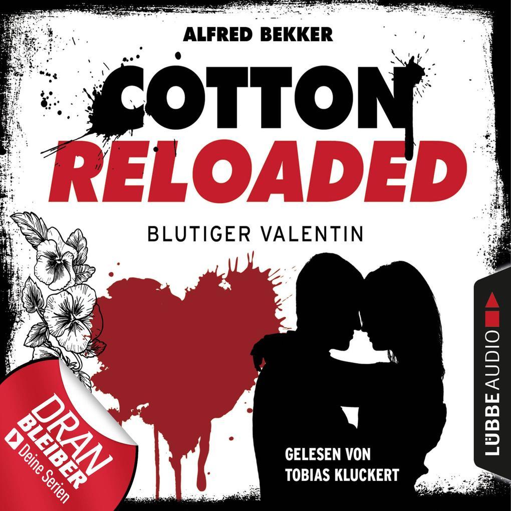 Jerry Cotton, Cotton Reloaded, Folge 52: Blutiger Valentin - Serienspecial (Ungekürzt) als Hörbuch Download