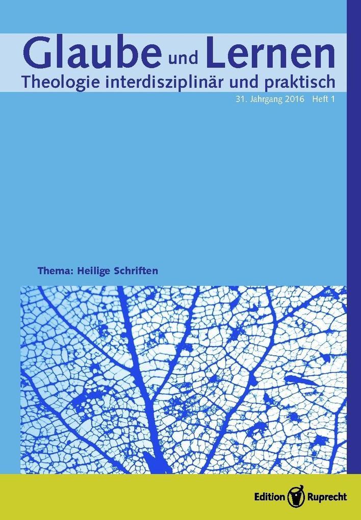 Themenheft »Heilige Schriften« als eBook