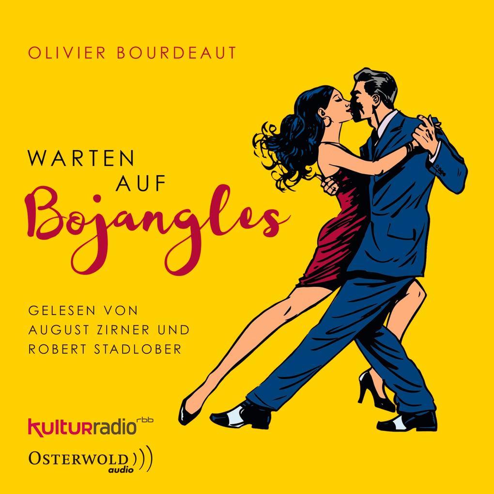Warten auf Bojangles als Hörbuch Download