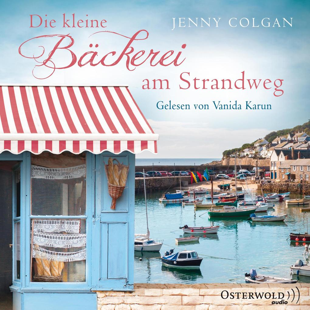 Die kleine Bäckerei am Strandweg als Hörbuch Download
