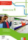 Green Line 1. Trainingsbuch Schulaufgaben mit Lösungen und Audio-CDs. Ausgabe Bayern ab 2017