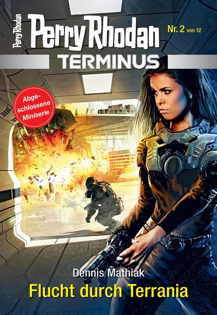 Terminus 2: Flucht durch Terrania als eBook