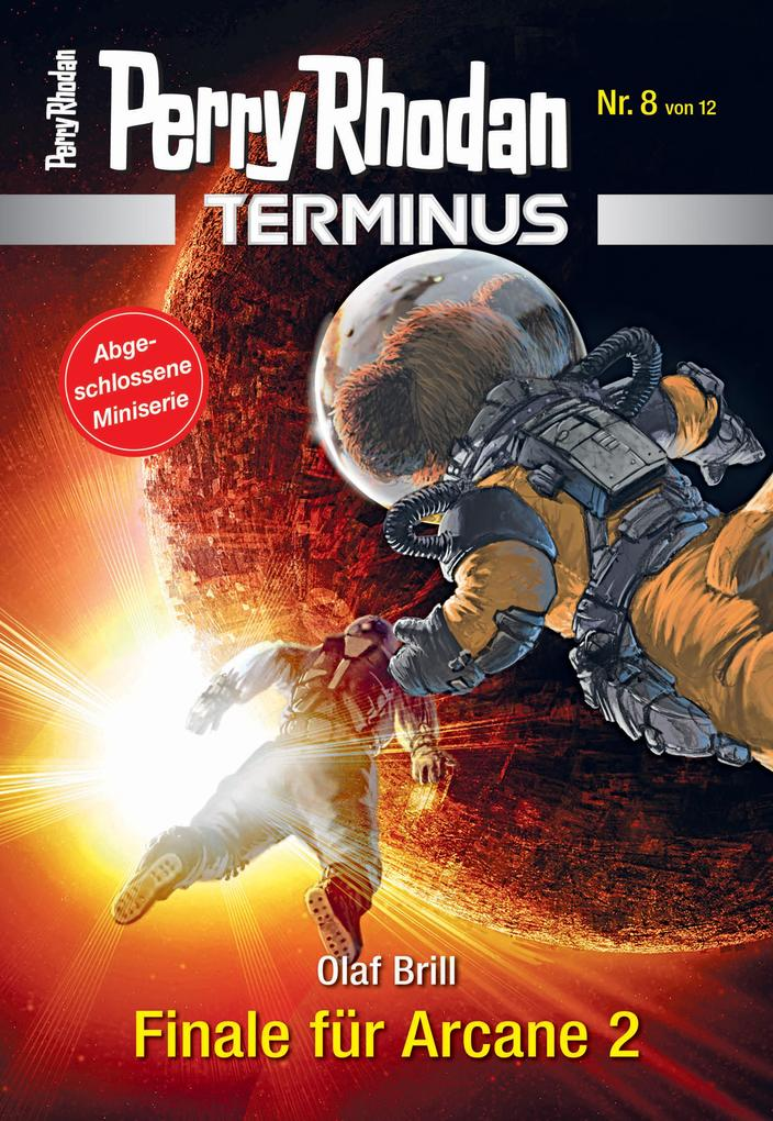Terminus 8: Finale für Arcane 2 als eBook