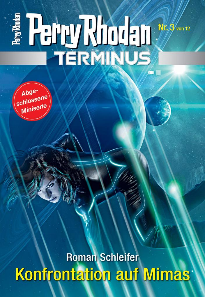 Terminus 3: Konfrontation auf Mimas als eBook