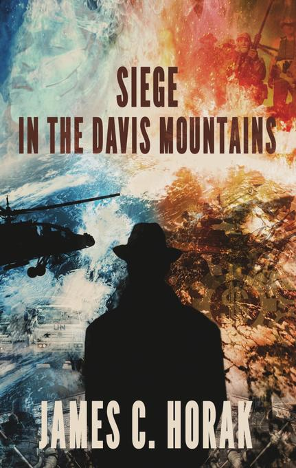 Siege in the Davis Mountains als Buch