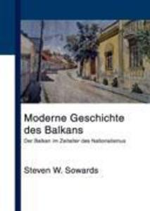 Moderne Geschichte des Balkans als Buch