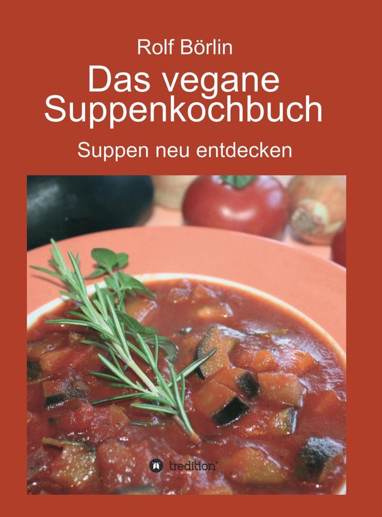 Das vegane Suppenkochbuch als eBook