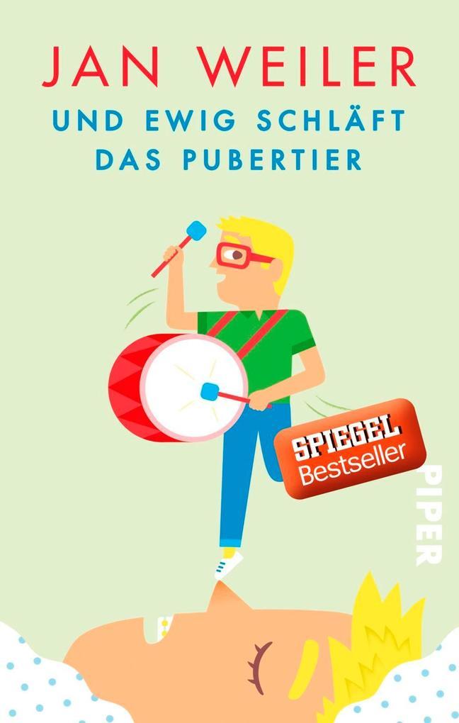Und ewig schläft das Pubertier als Buch