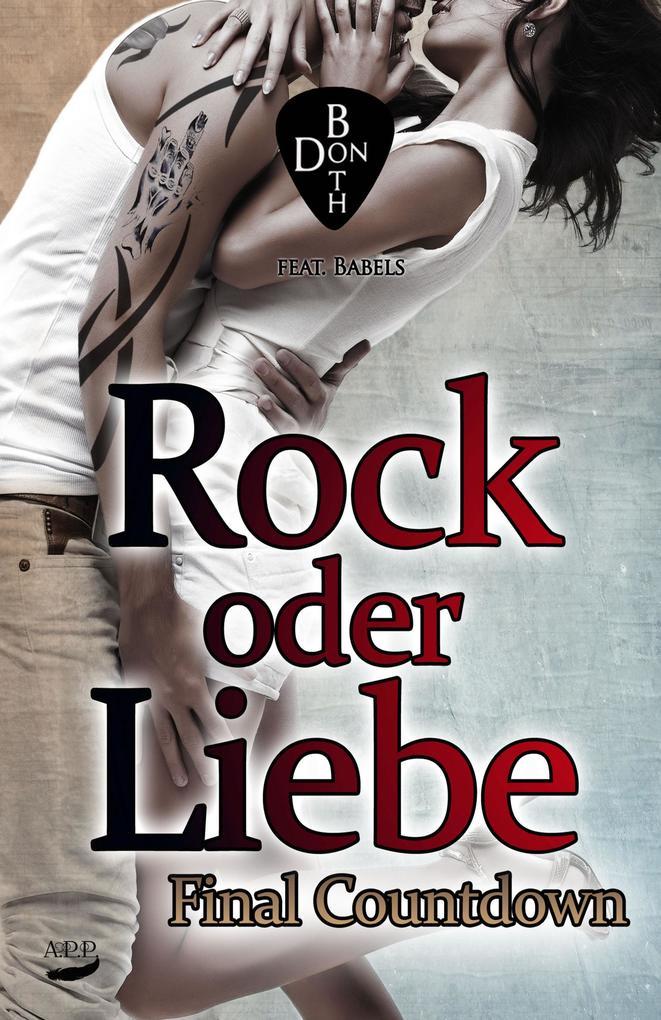 Rock oder Liebe - Final Countdown als eBook