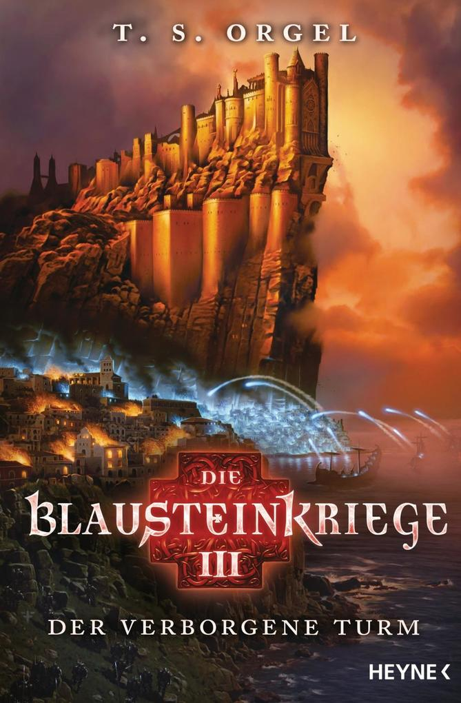 Die Blausteinkriege 03 - Der verborgene Turm als Taschenbuch
