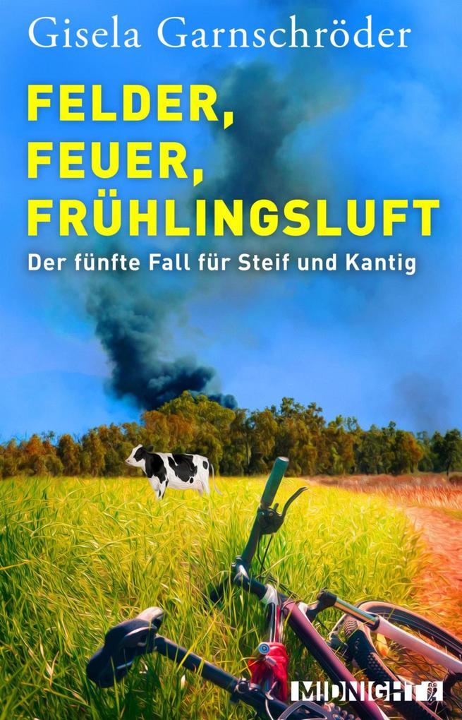 Felder, Feuer, Frühlingsluft als eBook