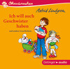 Ich will auch Geschwister haben und andere Geschichten (CD)