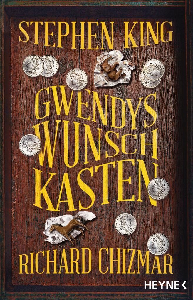 Gwendys Wunschkasten als Buch