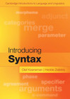 Introducing Syntax