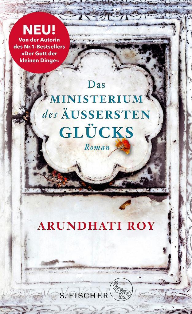 Das Ministerium des äußersten Glücks als Buch