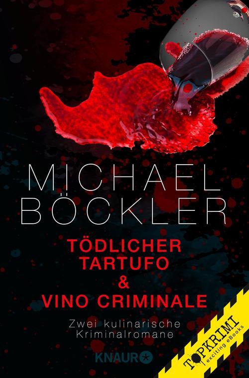 Tödlicher Tartufo + Vino Criminale als eBook