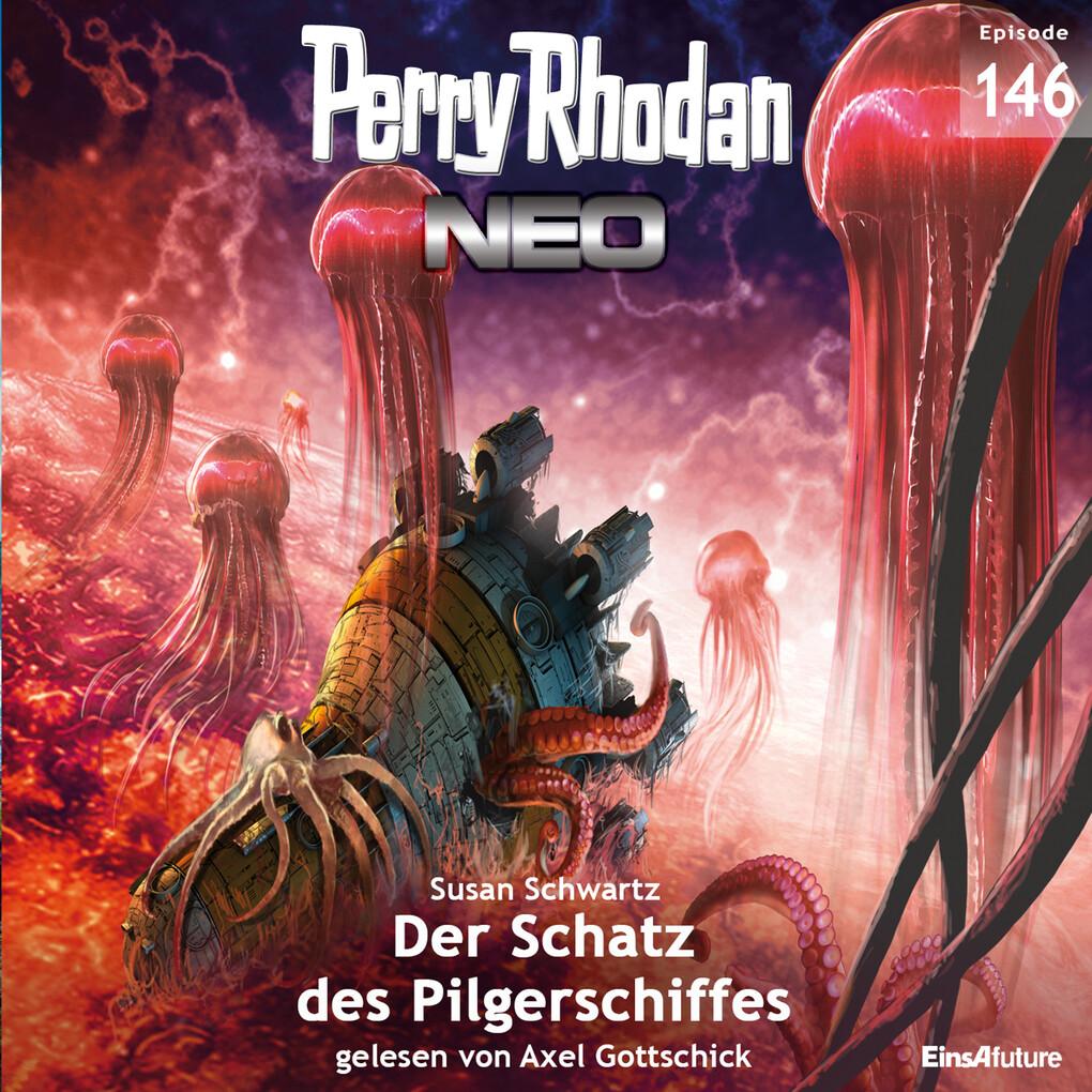 Perry Rhodan Neo 146: Der Schatz des Pilgerschiffes als Hörbuch Download