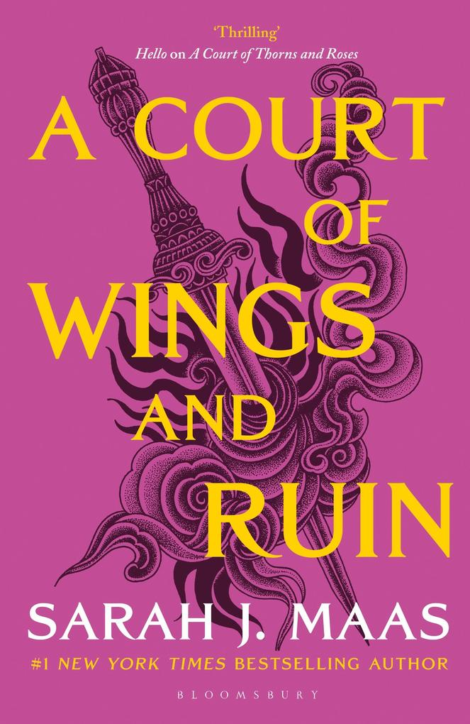 A Court of Wings and Ruin als eBook