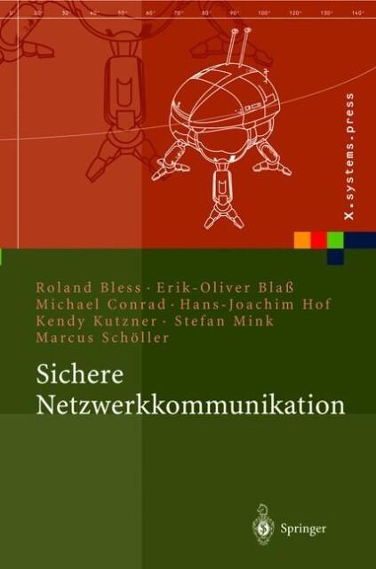 Sichere Netzwerkkommunikation als Buch