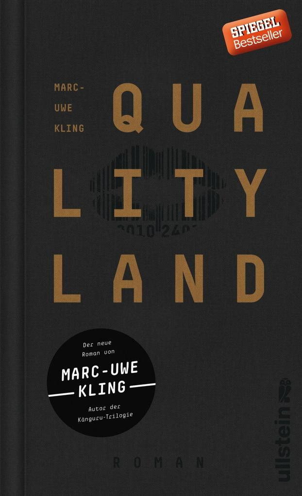 QualityLand als Buch