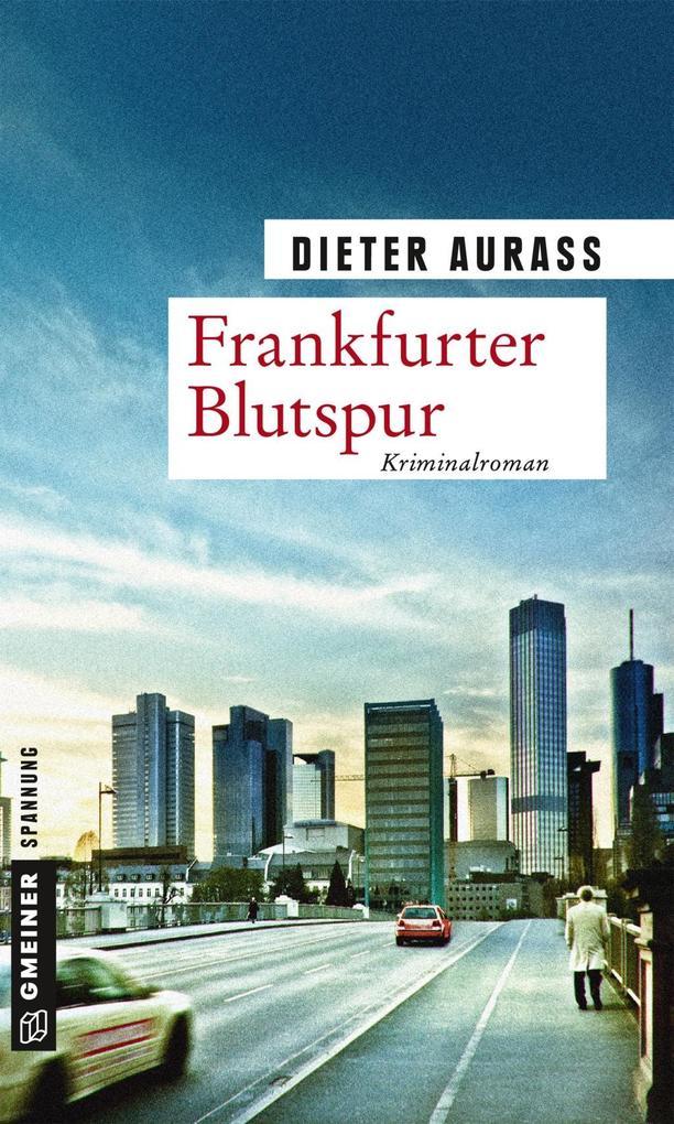 Frankfurter Blutspur als eBook