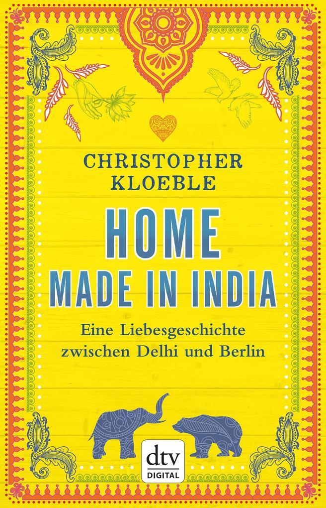 Home made in India als eBook
