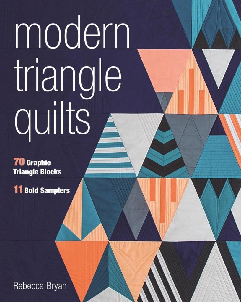 Modern Triangle Quilts als eBook