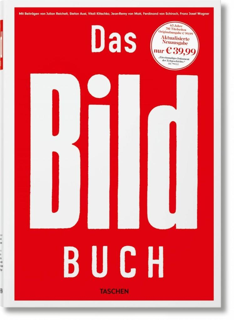 Das BILD-Buch als Buch