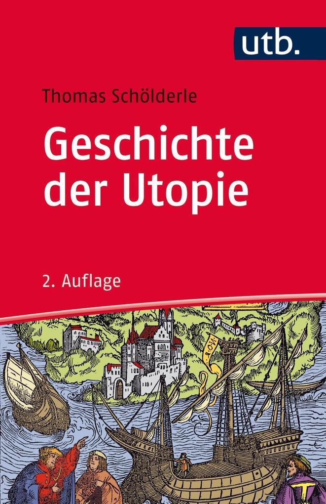Geschichte der Utopie als eBook