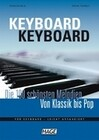 Keyboard Keyboard. Notenbuch