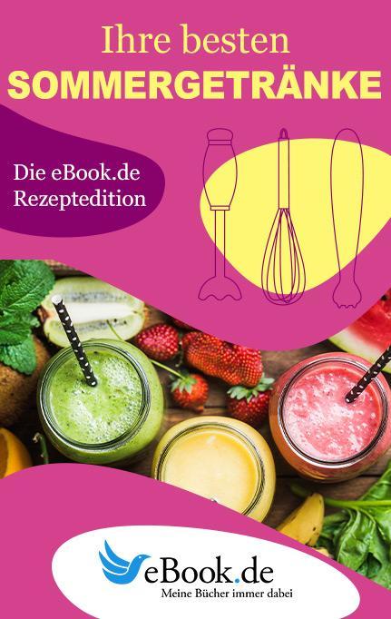 Ihre besten Sommergetränke als eBook